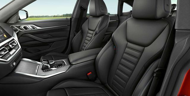 大尺寸中网不缺席!新一代4系Gran Coupe官图 四门设计/动力升级