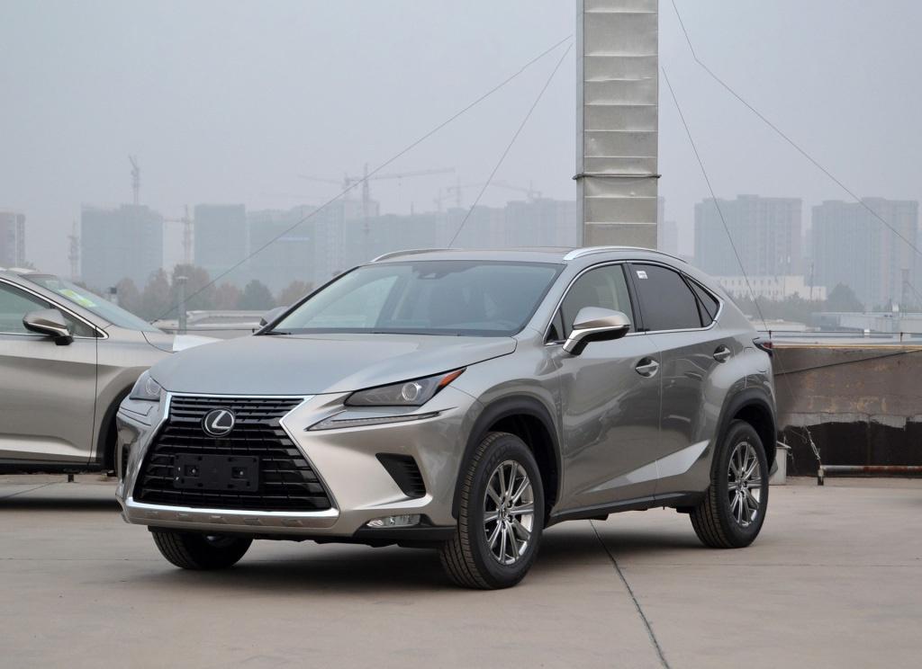全新雷克萨斯NX即将全球首发,三张新车预告图透露了哪些信息?