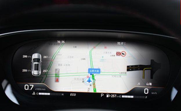 智慧与力量的完美结合:广汽传祺GS4 PLUS