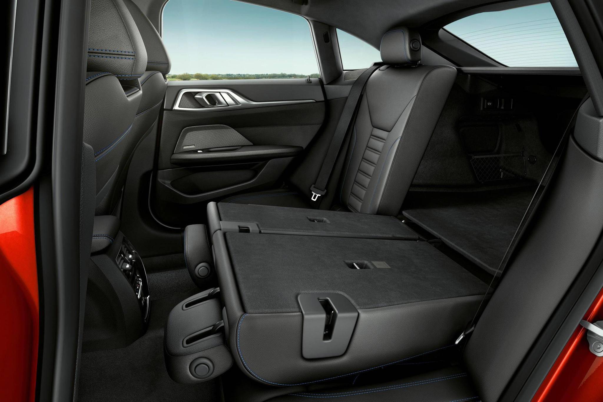 宝马4系四门轿跑车全球首发,将于今年下半年进入中国市场