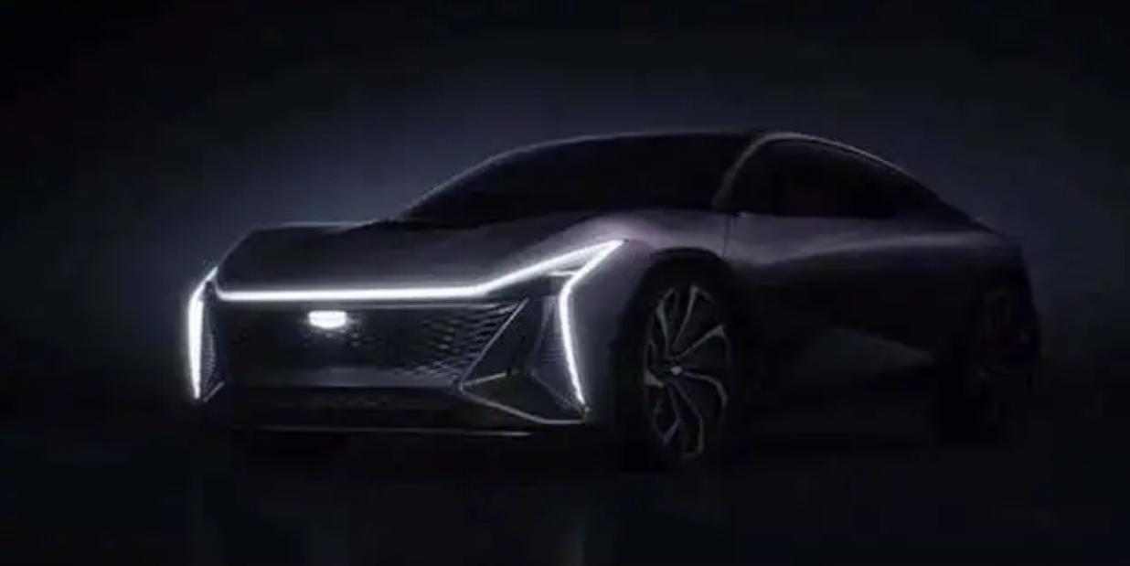 吉利又放大招,全新概念车设计理念超前,配劳斯莱斯同款对开门