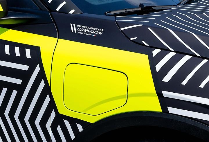 雷诺公布最新电动车,马力才217匹,续航更是差强人意?