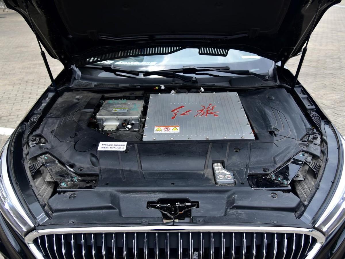 搭燃料电池系统 红旗H5-FCEV首发