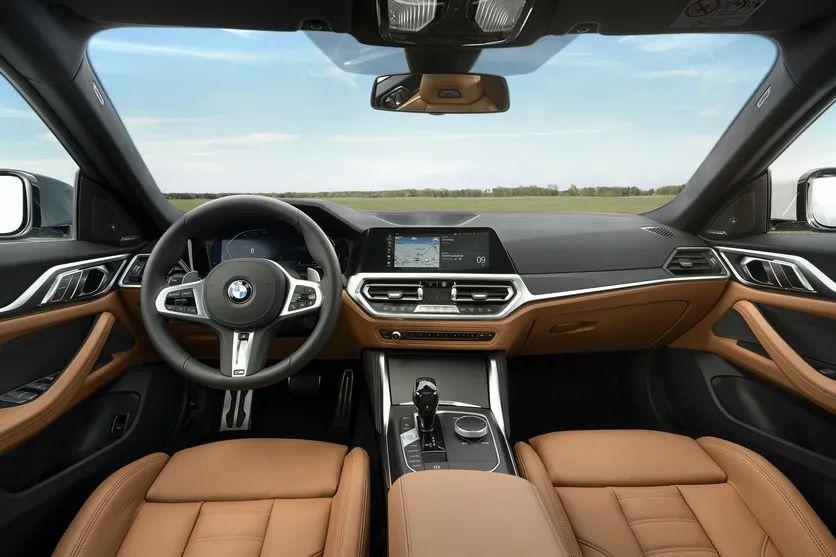 新车   个性且实用的全新宝马4系四门轿跑车,它来了