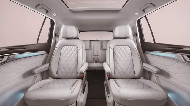 三胎家庭的不二之选,这辆大众SUV中的巨无霸即将上市