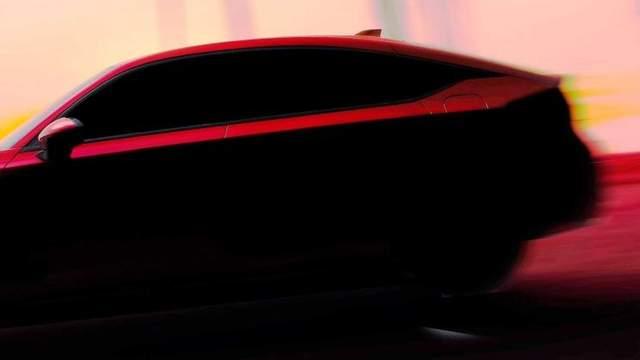时隔5年终于换代了!全新思域Hatchback预告图,新增2.0L车型