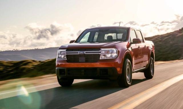 福特发布入门级皮卡车型,提供混合动力系统,价格更加亲民
