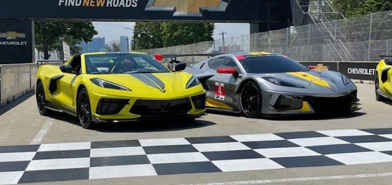 冠军加持 科尔维特发布特别版车型 将于今年第三季度投产