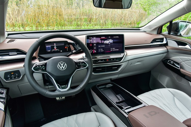 定位七座纯电动SUV 上汽大众ID.6 X将6月17日上市