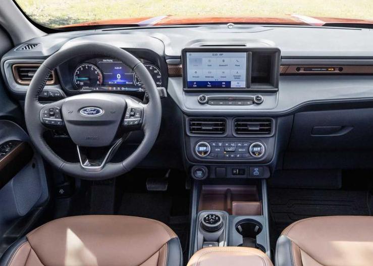 """福特Maverick发布,入门级皮卡圆你""""F 150初体验""""之梦"""