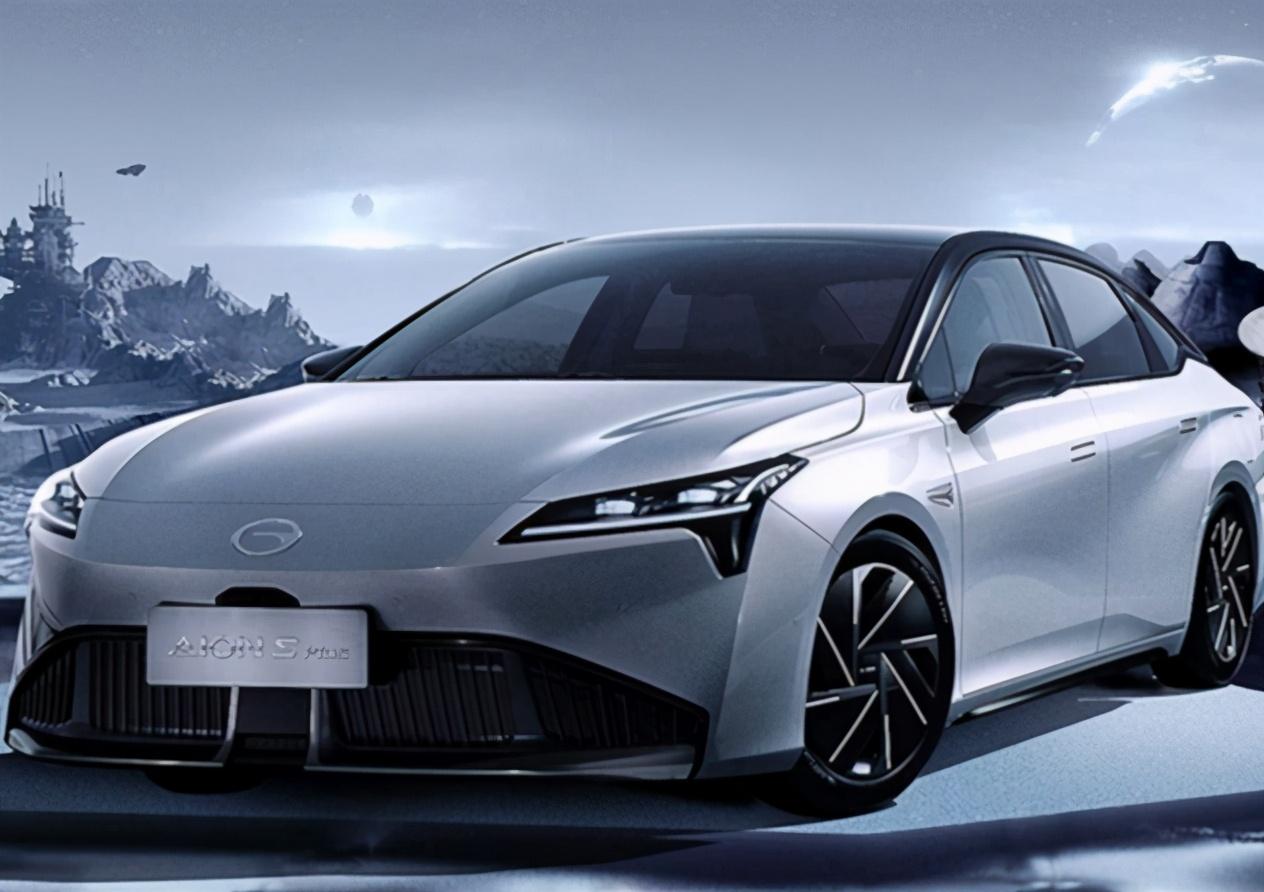 广汽埃安新车曝光!犀利外观+双电机,加速6秒,比思域还帅气!