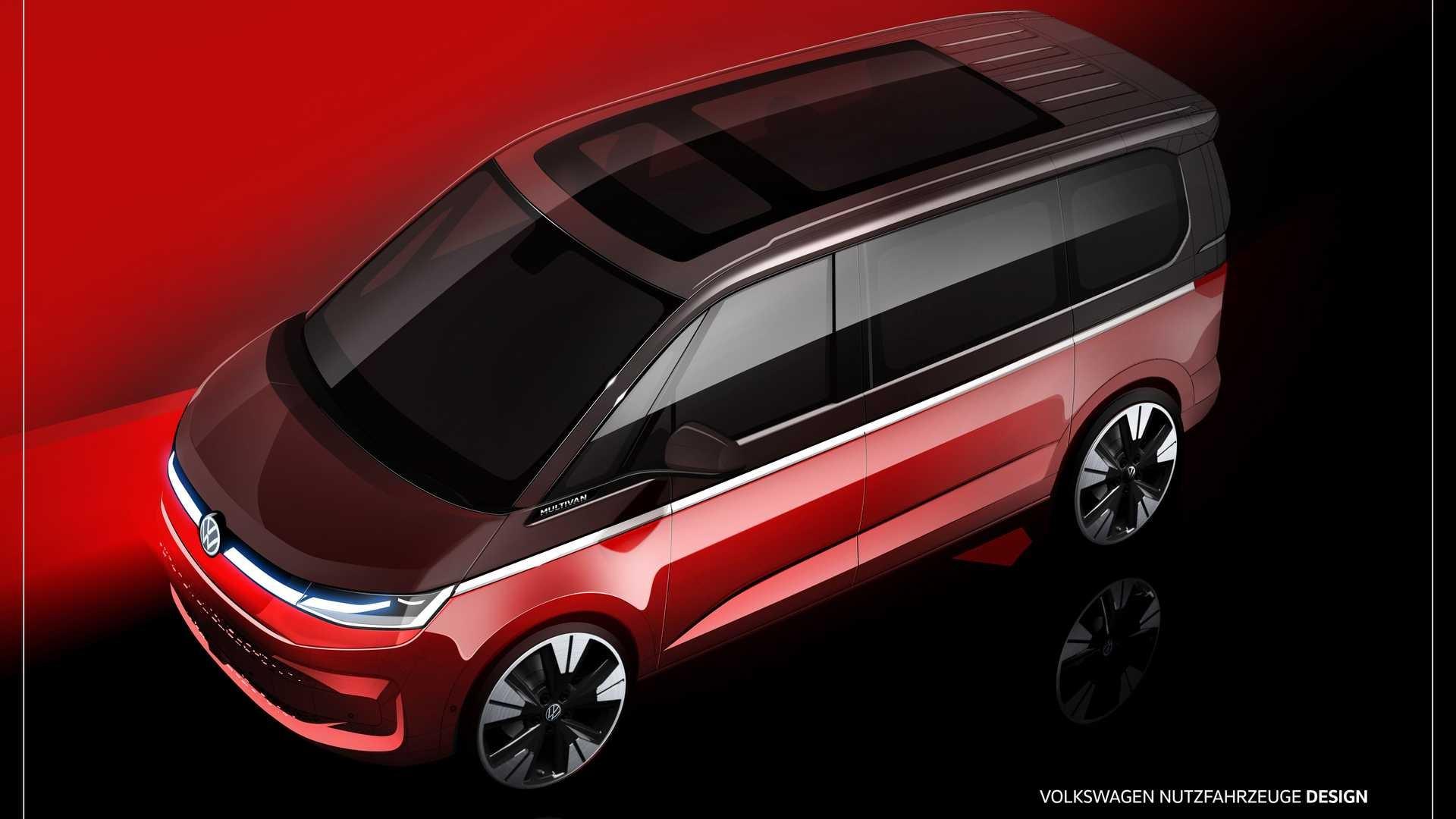 经典车型的再次进化 大众T7即将发布