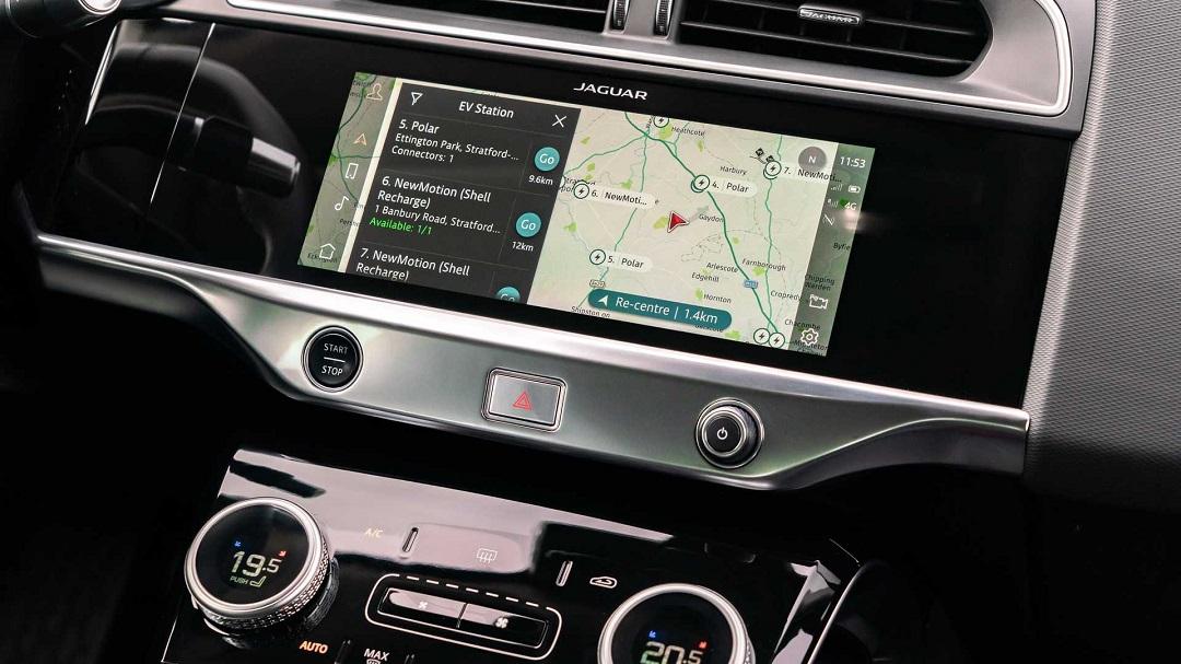 起售价约44.64万元 配置全面升级 新款捷豹I-PACE官图曝光