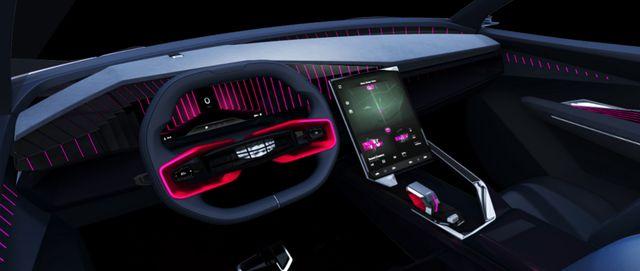 吉利未来的样子,吉利正式发布了全新概念车——Vision Starburst