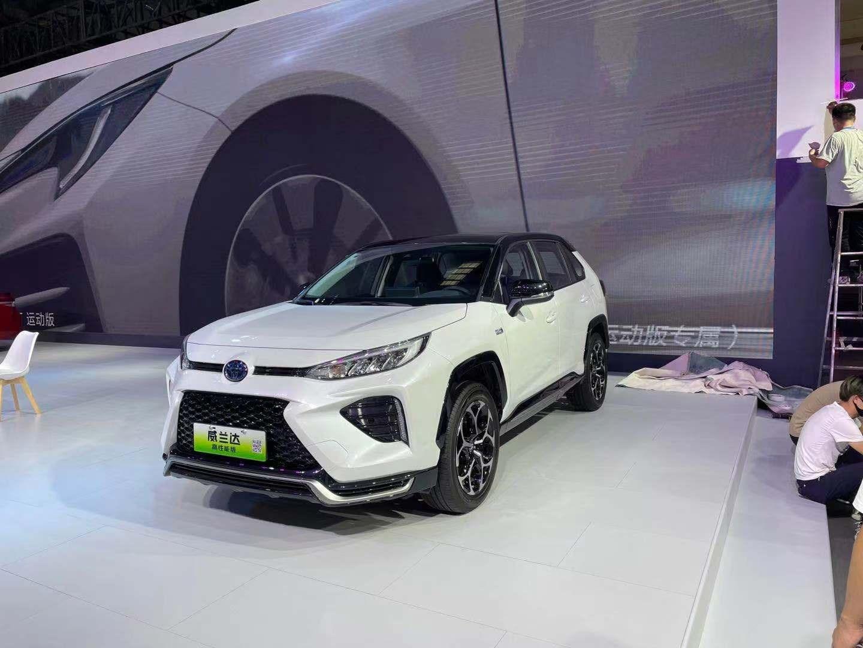 2021重庆车展探馆 | 威兰达高性能版现身车展