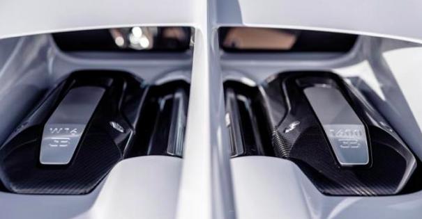 限量30台,布加迪Chiron Super Sport量产版官图发布