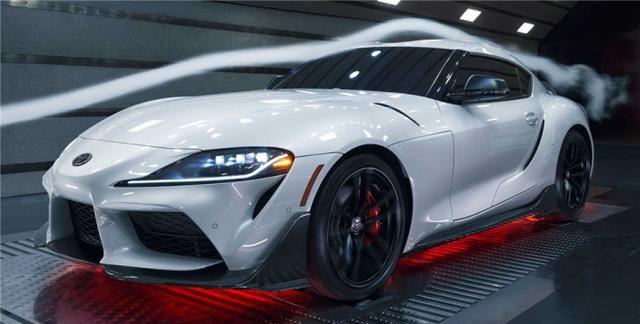 丰田Supra碳纤维特别版官图发布,仅供北美市场,限量600台