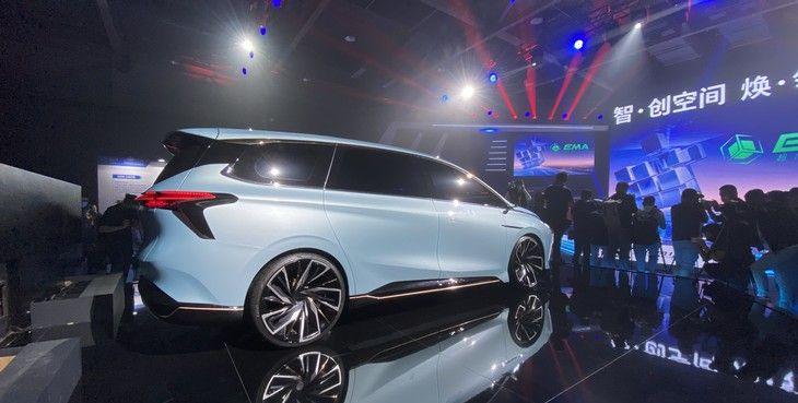 东风风行首款家用概念车发布 量产版下半年首发