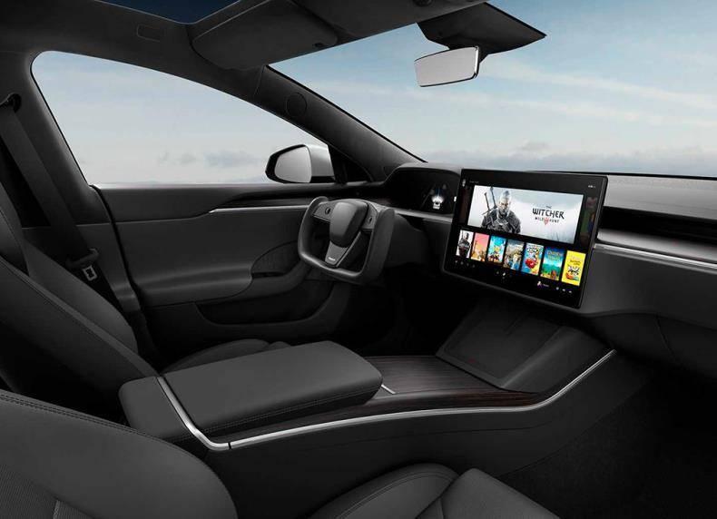价格上涨1万美元,特斯拉Model S Plaid正式交付