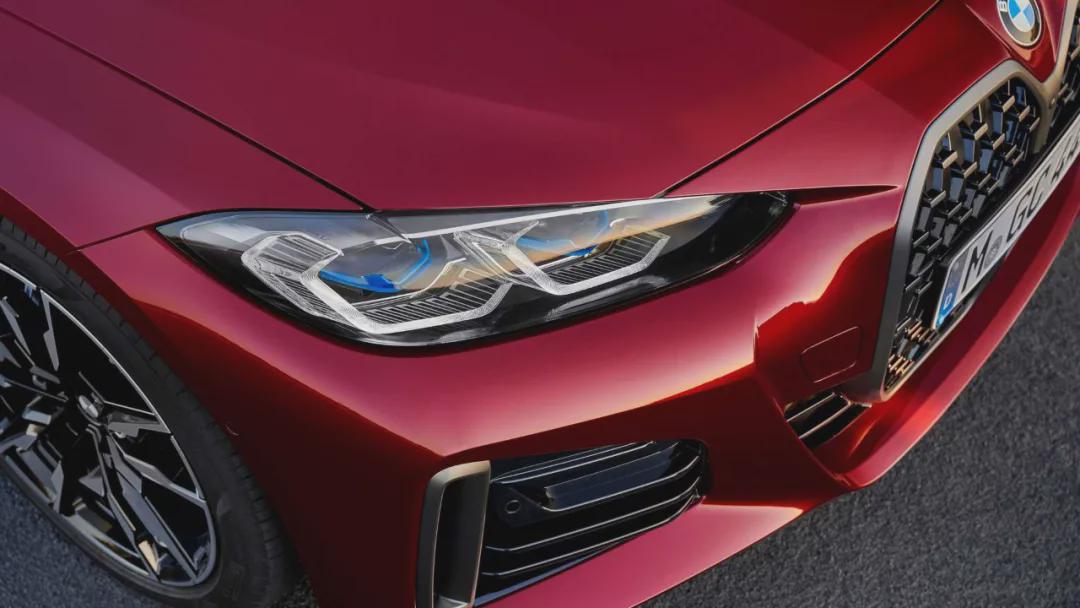 外观更加运动,全新宝马4系四门版发布,将在今年引进!