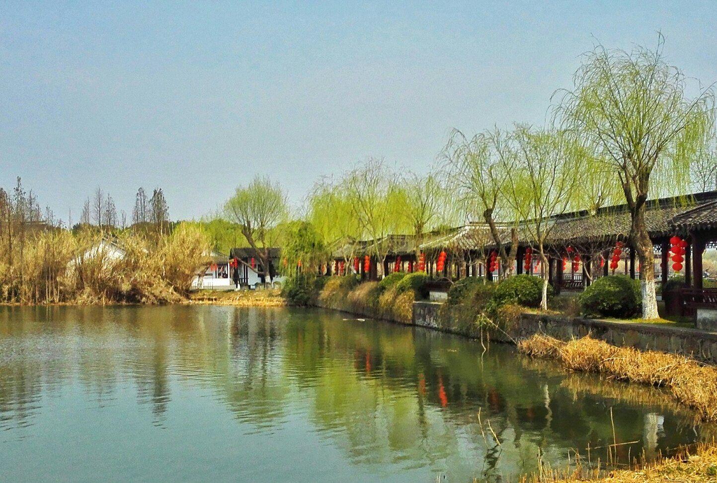 全国特色景观旅游名镇之一,是中国历史文化名镇