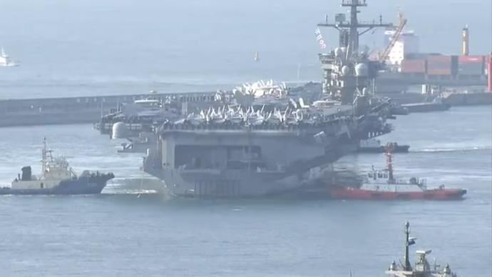 俄海空编队罕见接近夏威夷