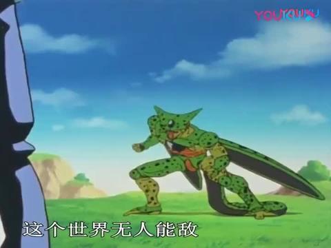 龙珠:特兰克斯回到未来实力已今非昔比,瞬间击杀沙鲁!