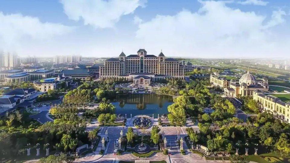 """恒大酒店集团喜提一张国家AAAA级旅游景区""""入场券"""""""