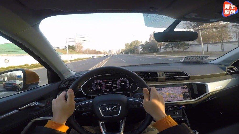 视频:奥迪Q3 SPORTBACK真的是一个乐趣十足的小车,外观帅气……