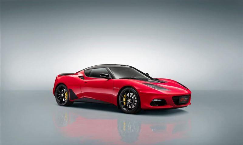 路特斯Evora GT410 Sport即将盛装亮相第十八届长春汽博会