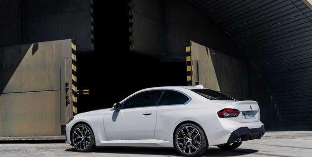 推出两种动力组合 全新宝马2系Coupe官图发布