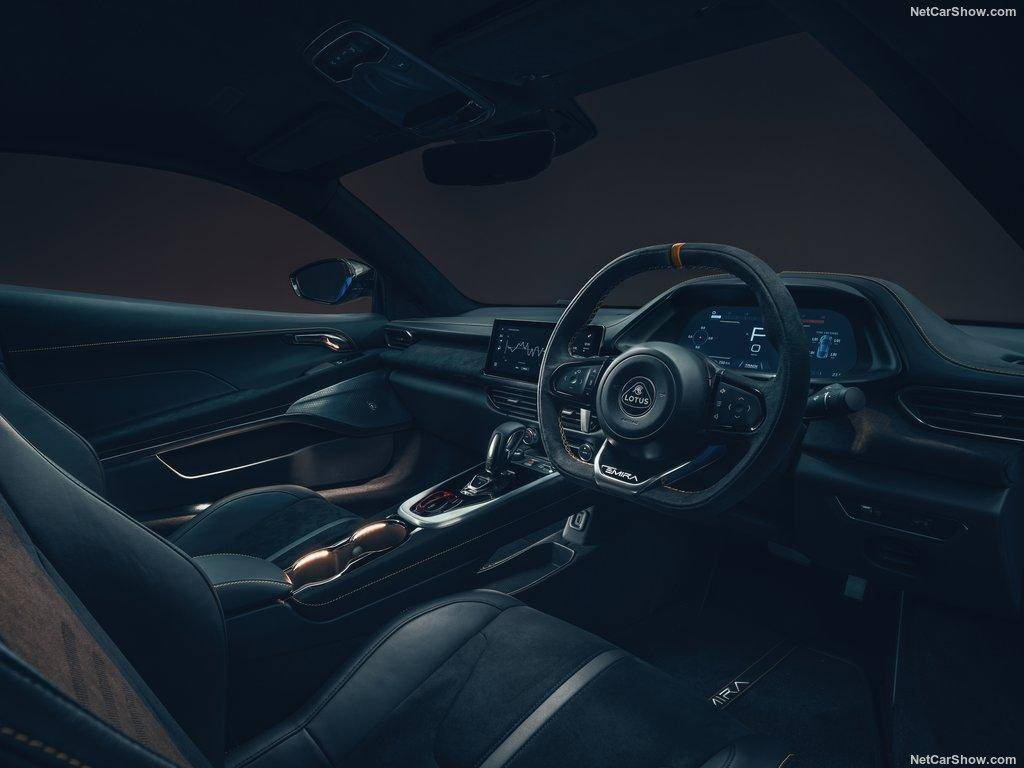 将搭载AMG发动机入华,路特斯EMIRA全球首发