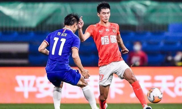 越输越惨 青年军比拼恒大完败 亚冠五轮0进球折射两国青训差距