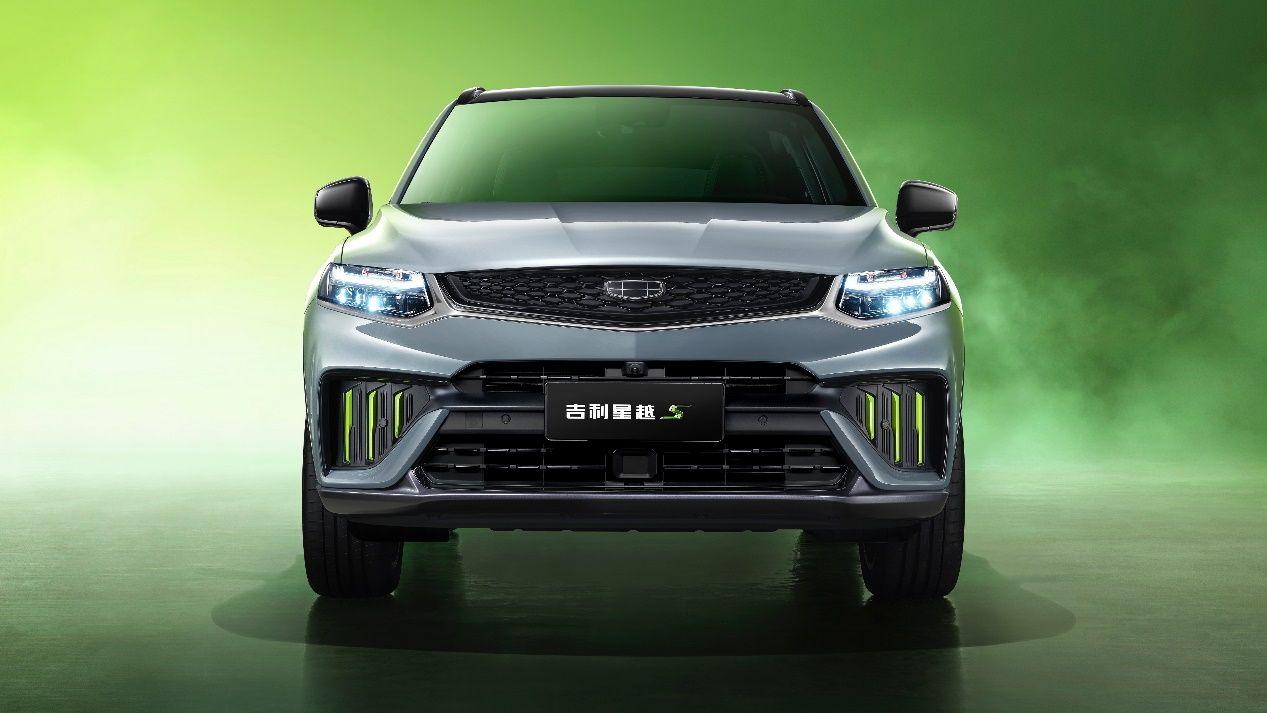 全民高性能SUV代表,吉利星越S配置曝光,全系标配2.0TD发动机