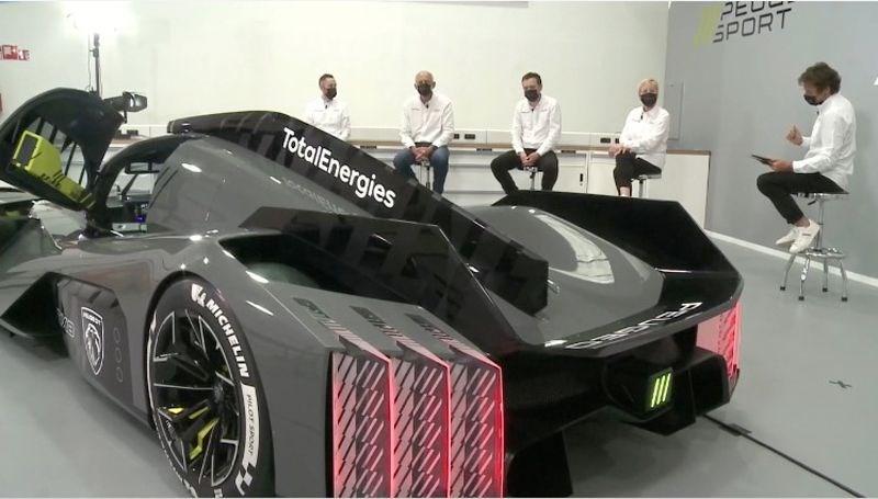 2022年亮相,标致勒芒超级跑车正式发布