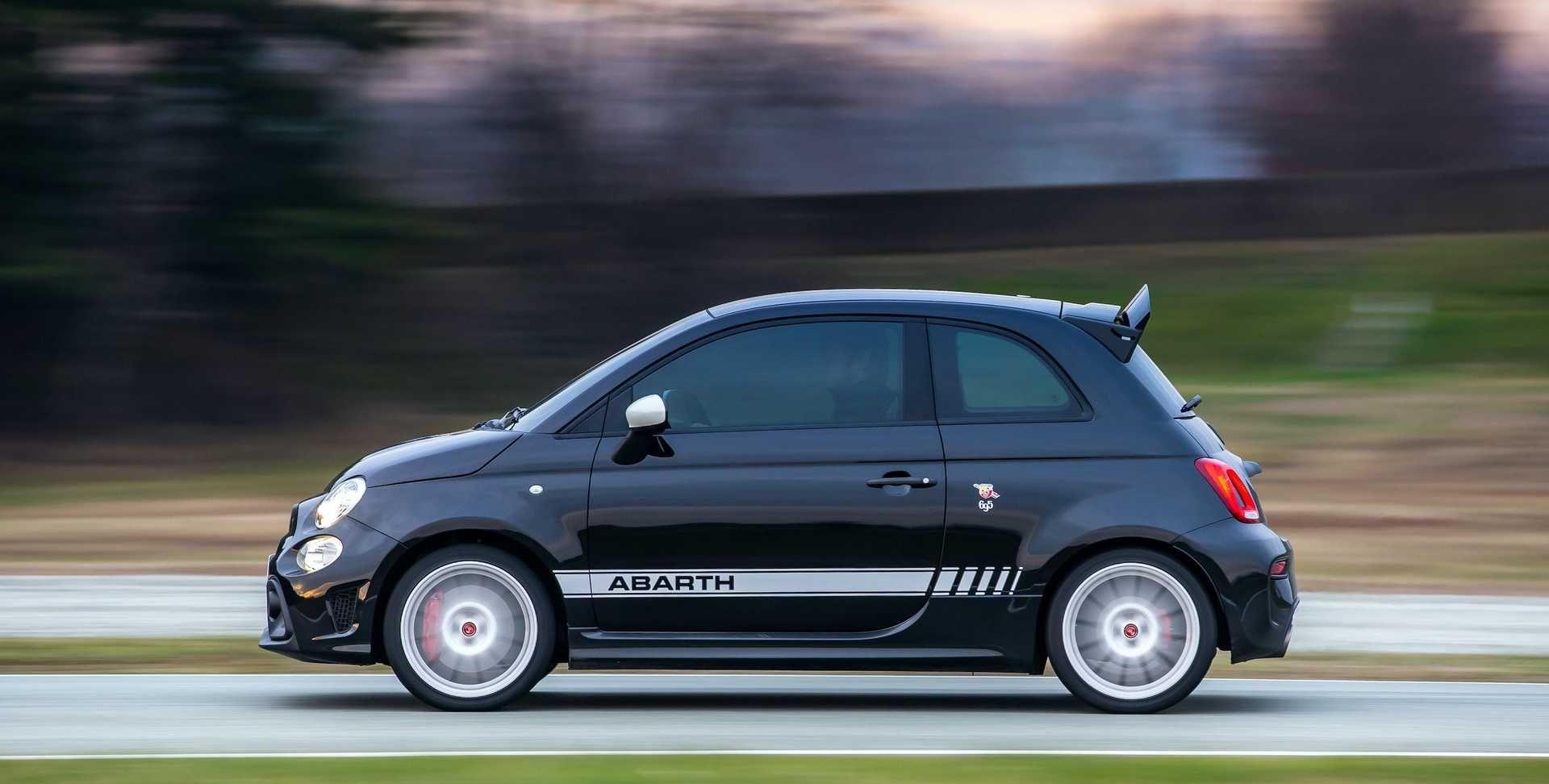 史上最快的菲亚特500诞生了