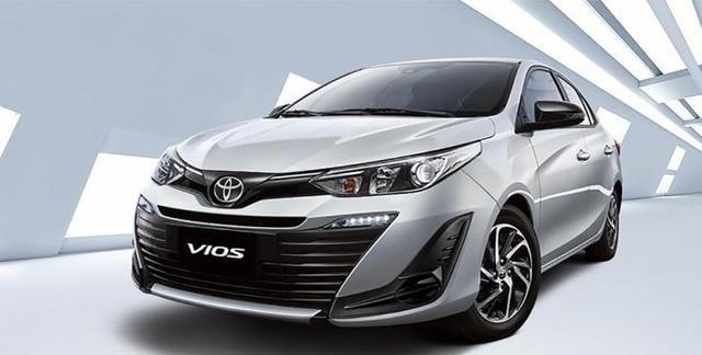 丰田Vios大改款换装DNGA平台,有望导入新1.0涡轮动力