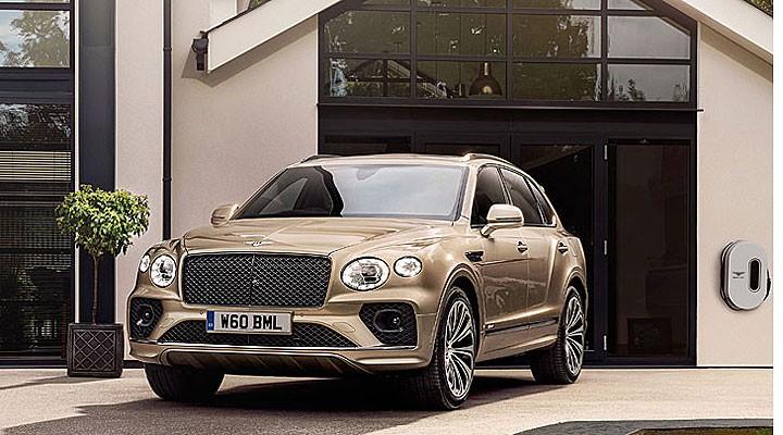 有钱人在乎油钱吗,不然宾利推出这款车用意在哪?
