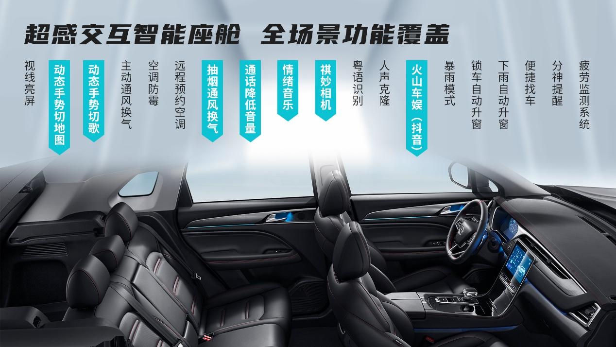 打造A+级SUV价值标杆 传祺GS4 PLUS超值上市