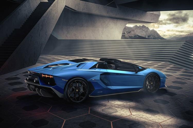 大牛的最终章 兰博基尼Aventador Ultimae发布
