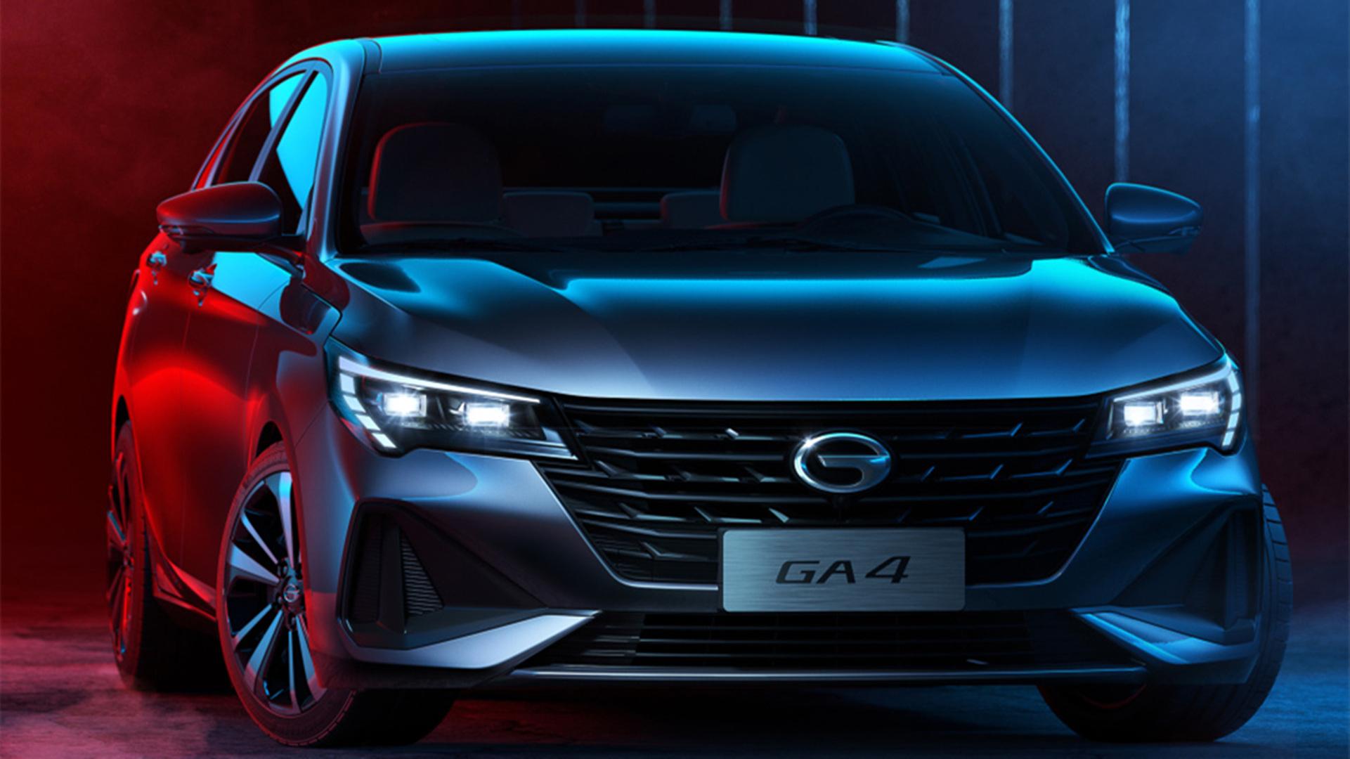 上半年新车回顾:外形更帅气,广汽传祺GA4 PLUS了解下