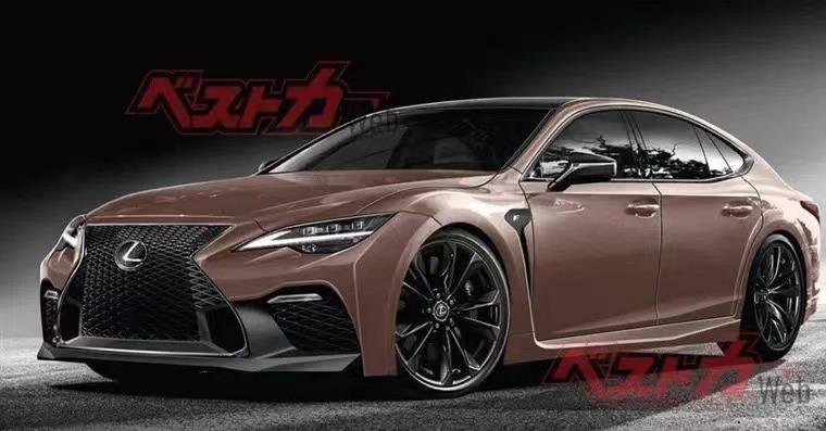 雷克萨斯将推出高性能LS!换搭4.0T双增压V8引擎,预计十月发布