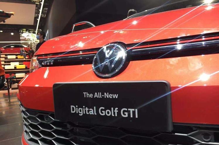 第八代高尔夫GTI今晚开启预售,官方开启个性化定制服务