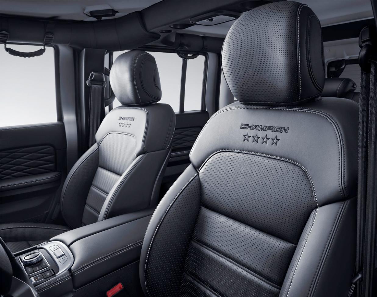 北汽BJ40新车型将上市,配置升级,搭载长城蜂巢2.0T动力