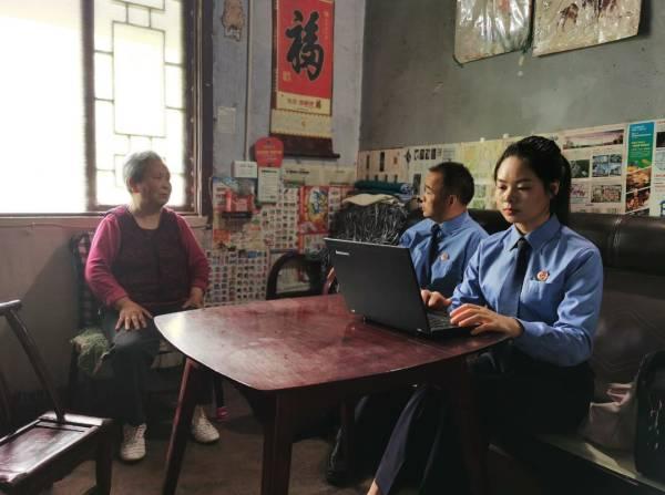 """湖南吉首:对群众信访事项实现""""只进一次门""""就能办成事"""