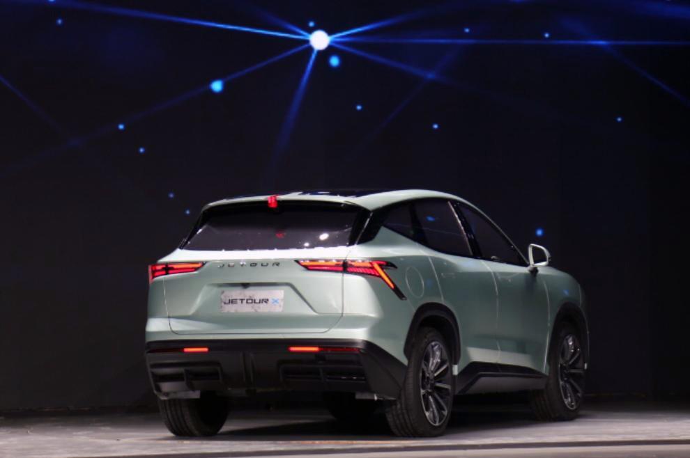 捷途汽车宣布独立,全新车型捷途X-1首发亮相,能否成为爆款?