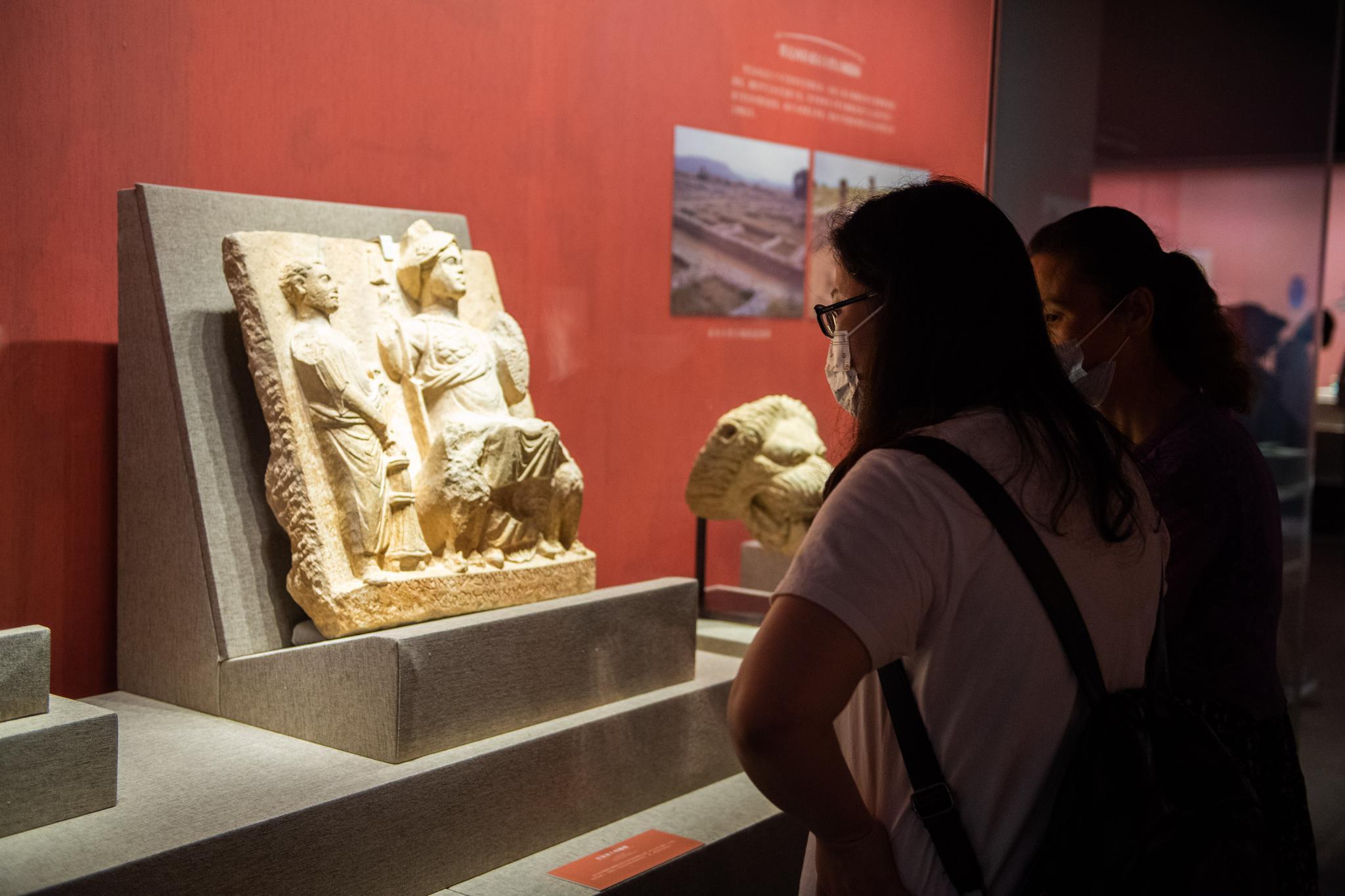 亚洲多国220余件文物在湖南省博物馆展出插图(4)