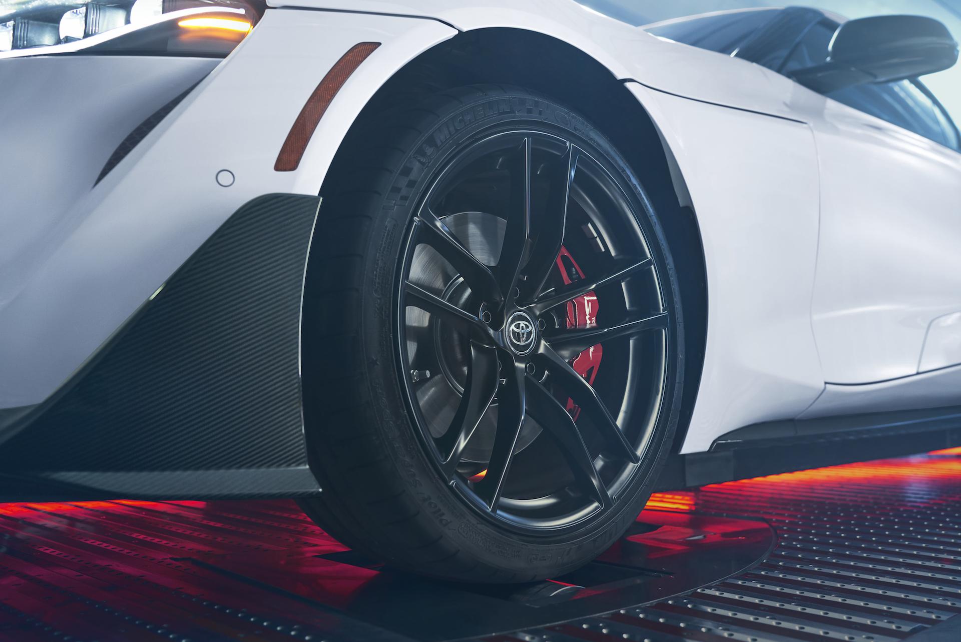 道奇将推出电动肌肉车,丰田SUPRA A91-CF特别版