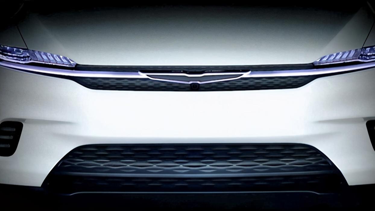 未来美系电动车长这样子?莱斯勒全新电动概念车有啥看点