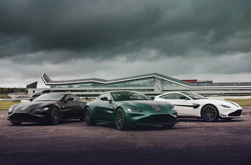 新增多种颜色可选 2022款阿斯顿·马丁跑车家族上市售169.8万起